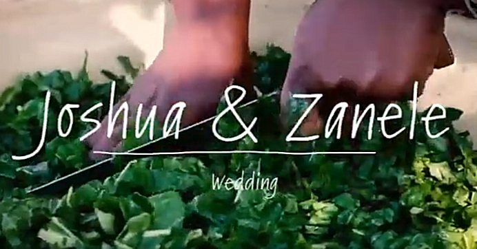 Joshua & Zanele Wedding – Low Res