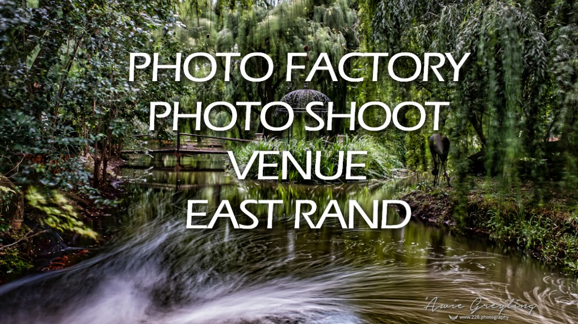 Photo Factory Venue